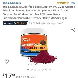Superfood Beet